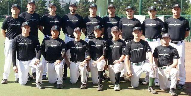 Equipe 1 2012